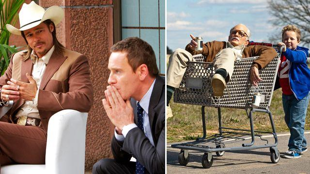 'The Counselor,' 'Bad Grandpa' worth your box office bucks?