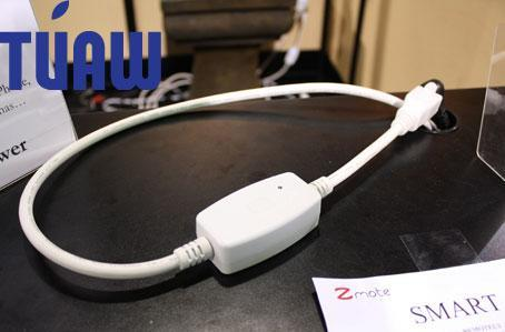 Smart Cord may be the simplest app on the store, it's an on/off switch