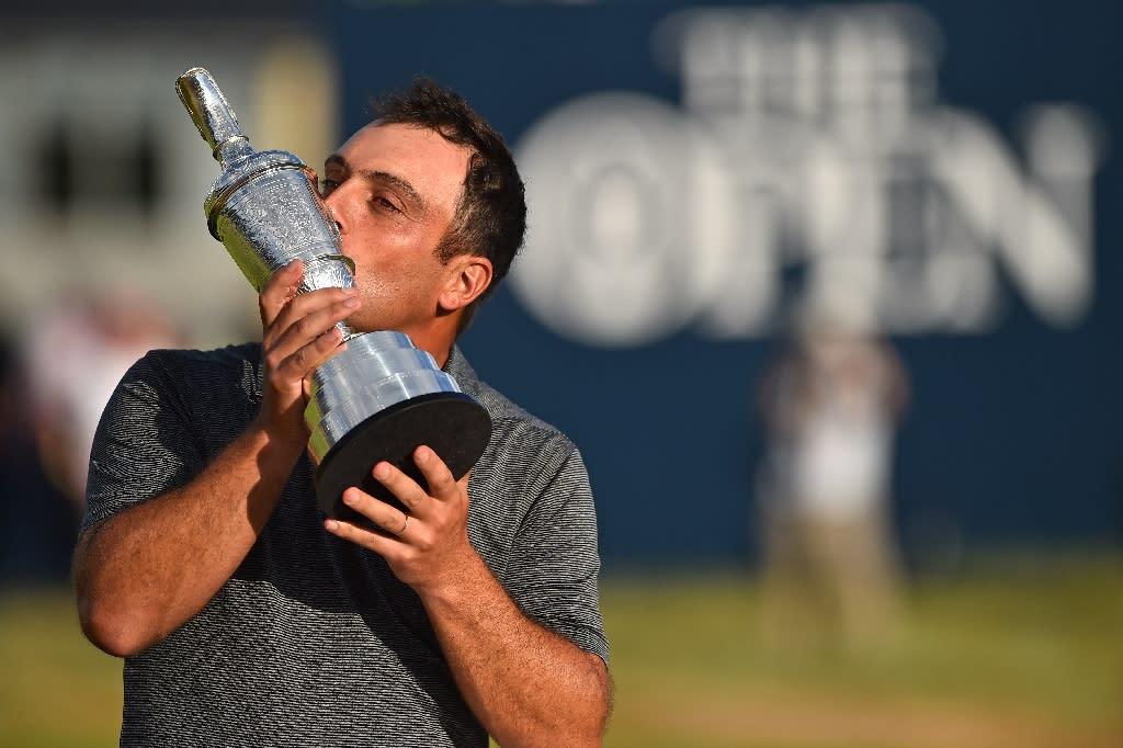 molinari rises to sixth in world rankings  tiger returns