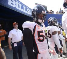 Von Miller has a right to be livid after one of the worst penalty calls you'll see