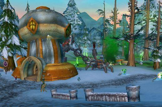 Cataclysm Beta: Welcome to New Tinkertown