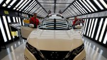 Nearly 250 jobs to go at Nissan's UK plant