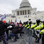 """""""Kill him with his own gun:"""" Cops describe attack from Capitol mob"""