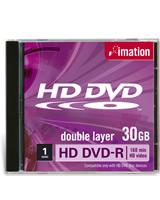 Imation shipping HD DVD-Rs