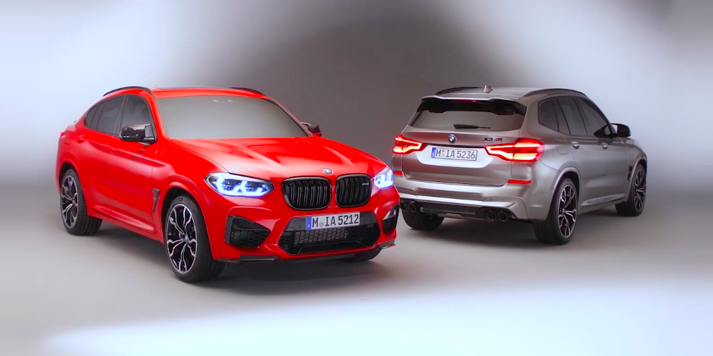 The 2020 Bmw X3 And X4 M Are 503 Hp Family Haulers