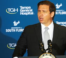 DeSantis cuts $28 million from disease treatment at Florida prisons as pandemic's toll worsens