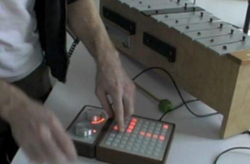 Monome Arc OSC controller is simple, elegant, and expensive