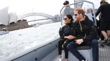 Meghan Markle breaks with protocol to don fashion girl favourite Veja trainers