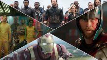 Disney announces Marvel marathon IMAX event