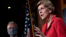 Elizabeth Warren says the government should fire student loan servicer Navient, which should fire its CEO