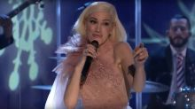 Watch Gwen Stefani Sing Wham!'s 'Last Christmas' on 'Fallon'