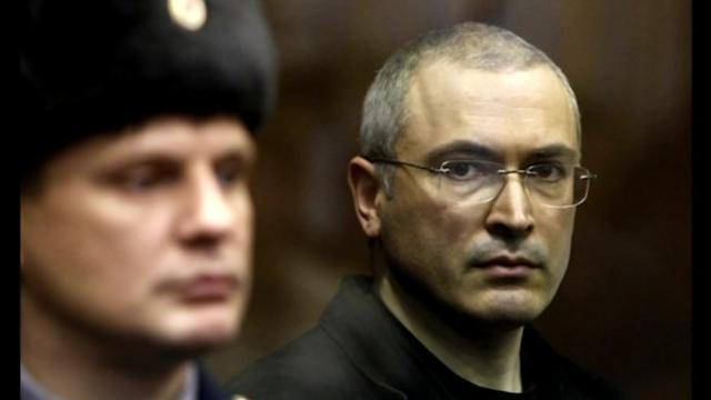 Khodorkovsky's final dramatic hours in Russia