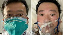 Chinos no olvidan al médico que alertó sobre el coronovirus y rinden homenaje