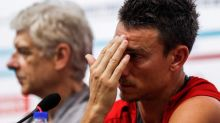 Watching Arsenal vs Chelsea FA Cup Final made Laurent Koscielny feel sick