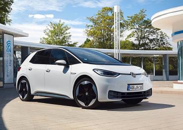 電動車勢不可擋,10月全歐洲銷售成長153%,VW ID.3成為最暢銷的電動車款