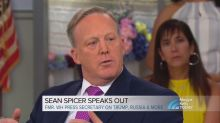 Sean Spicer grilled by Megyn Kelly about inauguration crowd size and other false claims