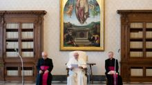 Pope calls for social justice and vaccines for all