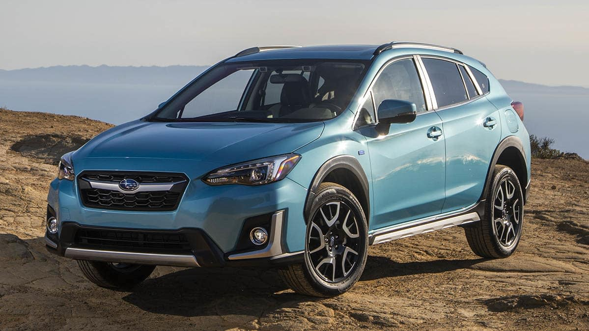 2019 subaru crosstrek plug in hybrid electrifies an already successful small suv. Black Bedroom Furniture Sets. Home Design Ideas