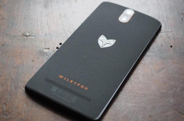 Wileyfox's Storm is as chic as £199 smartphones come