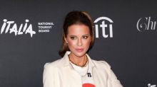 Kate Beckinsale, 46, hits back at people saying she's too old to post swimsuit photos