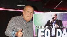 Leo Dan celebra que es una Leyenda