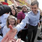 Beto O'Rourke Parades Across Texas With 3-City Swing