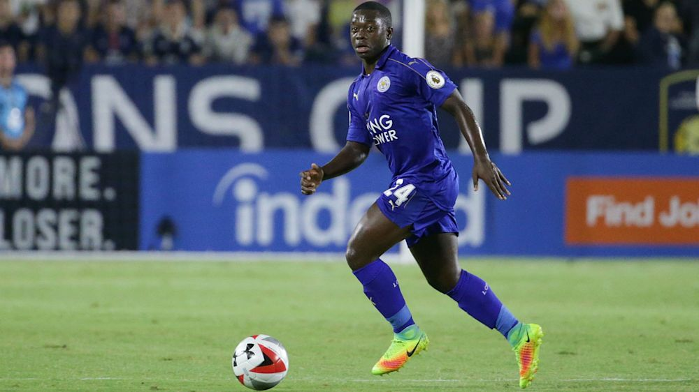 Leicester City verleiht Nampalys Mendy an OGC Nizza