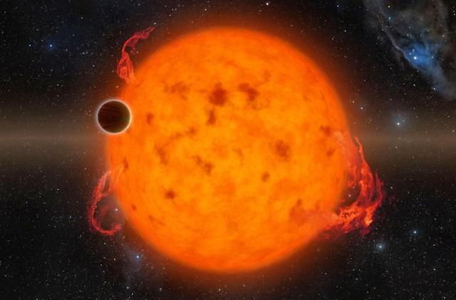 Newborn exoplanet might be the youngest ever observed
