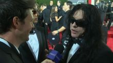 Will 'The Disaster Artist' help boost 'The Room'? Tommy Wiseau speaks from the Golden Globes.