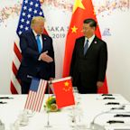 FOREX-Dollar steady as traders await news on U.S.-China trade talks