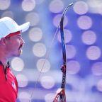 Olympics-Archery-World champion Ellison knocked out as Turkey's Gazoz wins gold