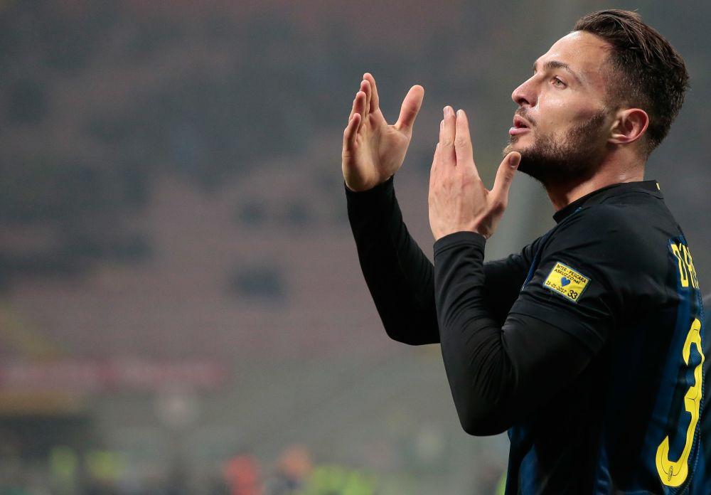 Inter Mailand bindet Verteidiger D'Ambrosio langfristig
