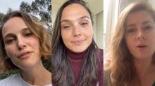 El vídeo viral de Gal Gadot cantando 'Imagine' con otros famosos
