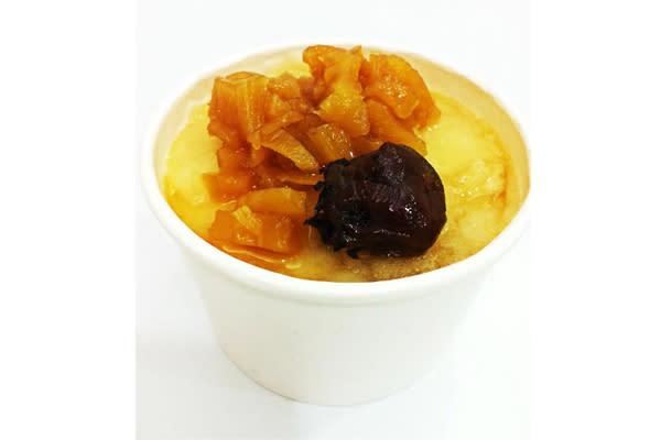 北門鳳李冰,酸甜口感,消暑解膩。(圖片來源/北門鳳李冰)