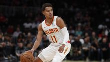 Trae Young: 'I have a chance to be an All-Star this year'