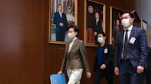 Hong Kong's Leader Lays Out Future Tied to Beijing After Unrest