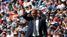 Zidane vio venir el desastre, pero volvió antes de tiempo