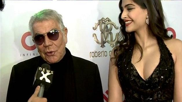 Indian women are sexy, special: Roberto Cavalli