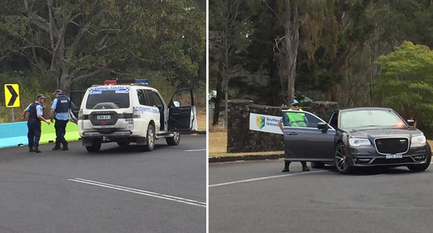 NSW university, high school and childcare centre in lockdown after threatening phone call