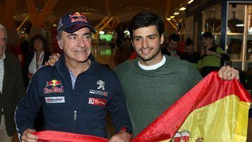 Carlos Sainz estalla contra la Fórmula 1 por la poca atención a su hijo