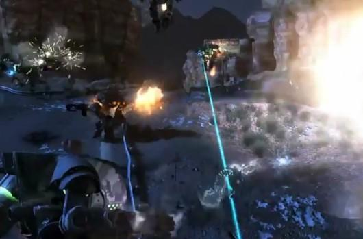 'Reign of Thunder' is F2P mech shooter from MechAssault dev