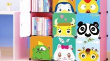 Biblioteca infantil: 10 ideas divertidas