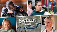 Next week on 'EastEnders': Isaac's actions sparks a siege, plus Chelsea gets a warning about Gray, and Suki needs support (spoilers)