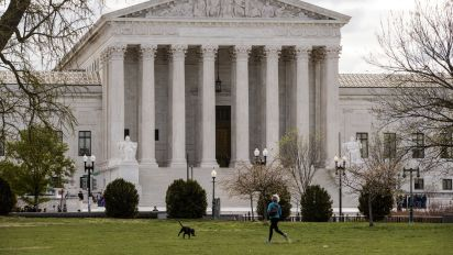 U.S. Supreme Court drops securities-fraud claim