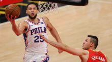 Joel Embiid, Philadelphia 76ers take 2-1 series lead with blowout of Atlanta Hawks