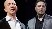 Musk x Bezos | Rivalidade pode levar Amazon ao mercado de carros elétricos?