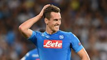 Napoli fear more knee surgery for Milik