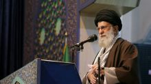 Khamenei plays down protests, says Iran foes exploiting plane tragedy