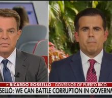 Fox News' Shep Smith Grills Embattled Puerto Rico Governor: Can You Name Anyone Who Supports You?