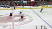 Karri Ramo stuffs St. Louis on breakaway
